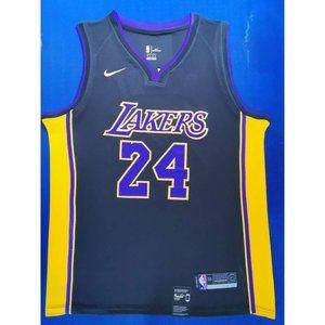 LA Lakers Kobe #24 Bryant Black Jersey (1)